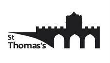 St Thomas & St Edmund, Salisbury logo